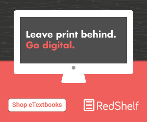 save more, read anywhere with eTextbooks! Save up to 60% off at redshelf.com