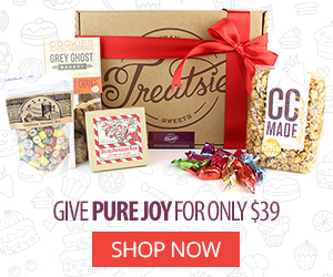 Shop Treatsie for sweet holiday gifts!