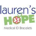 Lauren's Hope Medical ID Bracelets