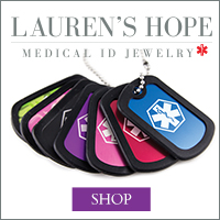Medical ID Dog Tag