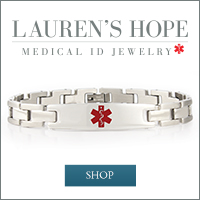 No Nonsense Medical ID Bracelet