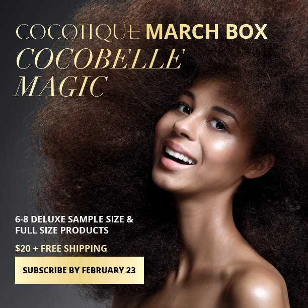 COCOTIQUE March Cocobelle Magic