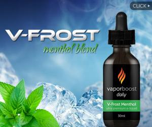 V-Frost Menthol E-Liquid