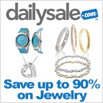Find huge savings on jewelry retail prices at DailySale.com