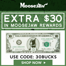 Extra $30 back in Moosejaw Rewards on items $75+ With Code: 30BUCKS