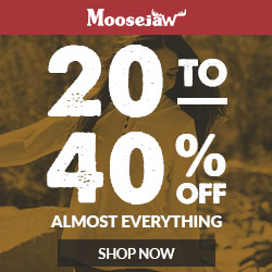 Fall Sale: 20% - 40% off almost everything