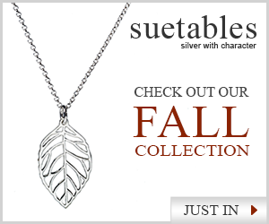 Stylish silver jewellery