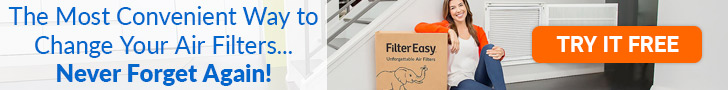 FilterEasy - The Most Convenient Way to Change Your Air Filters