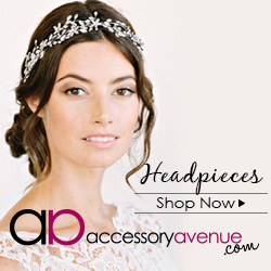 Find Bridal Headpieces at Accessory Avenue