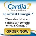 Cardia 7 Omega 7 Supplements