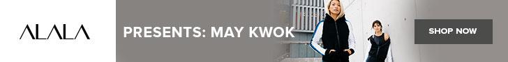Alala and May Kwok