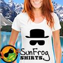 Sun Frog T-Shirts