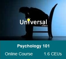Psychology 101 - Universal Class Online Course