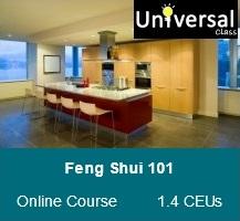 Feng Shui 101 - Universal Class Online Course