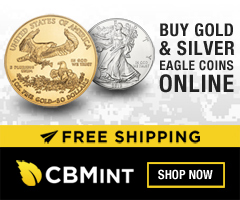 Buy American Eagle Bullion Coins at CBMint.com