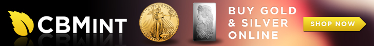 Buy Gold and Silver Bullion at CBMint.com
