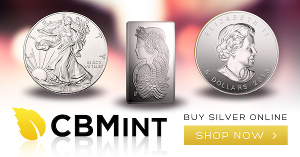 Buy Silver at CBMint.com