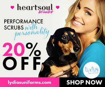 HeartSoul Scrubs 20% Off