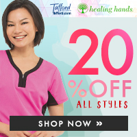 All Healing Hands Scrubs on Sale @Tafford