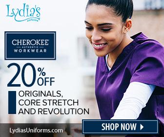 20% Off Cherokee Worwear