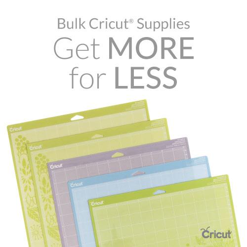 Buy Cricut Supplies