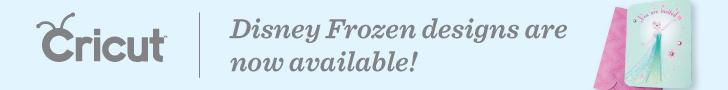 Cricut Frozen
