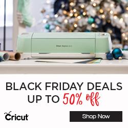 Shop Black Friday Deals from Cricut!