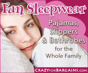 Shop fun sleepwear!