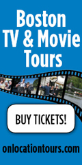 Boston TV site Tours