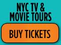 New York TV & Movie Sites Tour