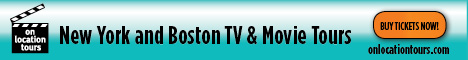 On Location Tours - TV and Movie Tours in New York and Boston