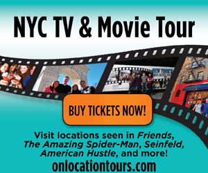New York TV & Movie Tours