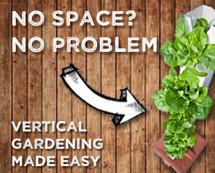 space saving gardening
