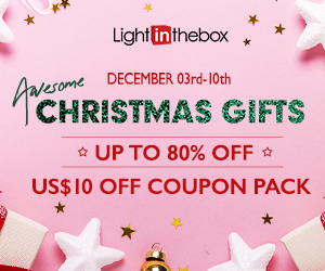 Awesome Christmas Gifts Up To 80% Off