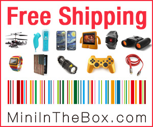 Free Shipping at MiniInTheBox.com!