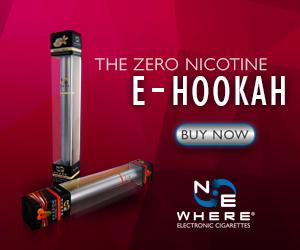 NEwhere E-Hookah