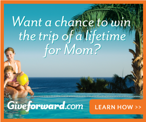 Win a Trip for Mom