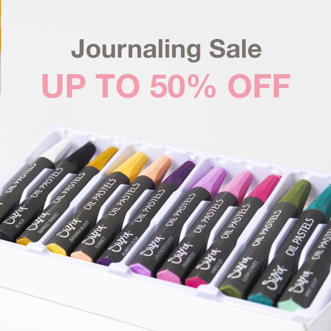 Journaling Sale