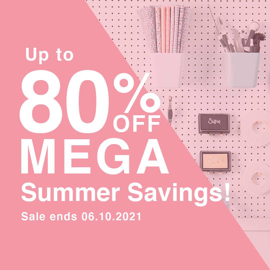 Up to 80%* off