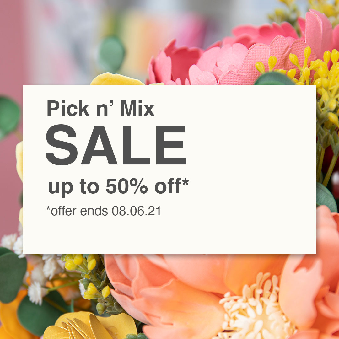 Up to 50%* off!