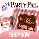 Wild Safari Pink baby shower supplies & decorations