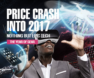 Enjoy flash sale for Consumer Electric and Smart Home Equipment @GearBest. Nothing but epic teah!