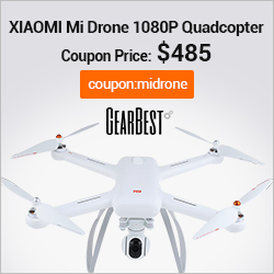 GearBest Drone Xiaomi guia comprar drones em Portugal
