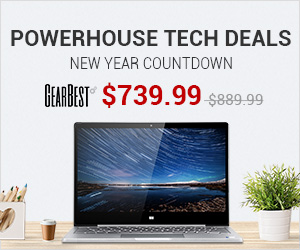 Enjoy the Xiaomi Air Laptop Computer New Year Flash Sale from Just $569.89 @GearBest now!