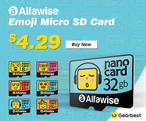 Alfawise SD Card @$4.29