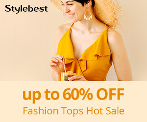 Fashion Tops Sale: Up to 60% OFF