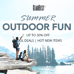 Wanna Experience adventure? Go hiking, biking or camping? You'll get the best price for all your equipment of outdoor @GearBest