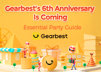Up to 50% off on Gearbest