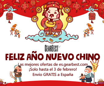 Enjoy Chinese new year sale with hot sales shipping from ES warehosue!