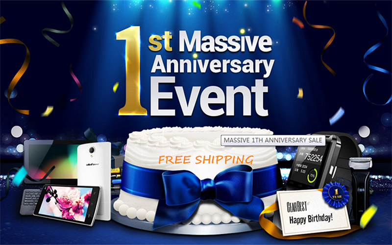 GearBest 1st Anniversary: Win Free Prizes and Amazing Deals